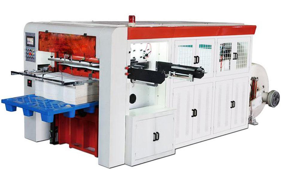 تک جام – دستگاه تولید لیوان کاغذی – خط تولید دایکات استروکPY-950/1200 · خط تولید ...